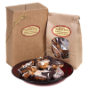 One Pound Pecan Brittle - Marble Chocolate Pecan