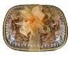 Three Pound Classic Pecan Brittle Platter