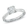 Betrothed Diamond Canadian Solitaire Engagement Ring