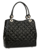 RIONI Cuscino Black The Lady Bag LU-2235-BL