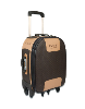 RIONI Signature Brown 360 Small Luggage ST-20115s
