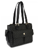 RIONI Signature Black Accessory Shoulder Bag STB-20048