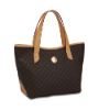 RIONI Signature Brown Tulip Tote ST-20088