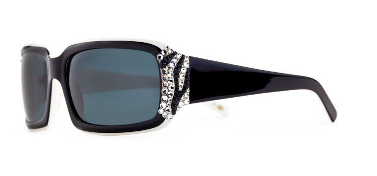 Jimmy Crystal Sunglasses Gl962 Zebra Best Price Jimmy
