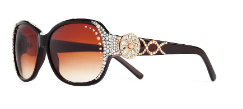 Jimmy Crystal Sunglasses GL1098