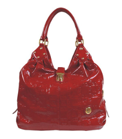 Misty Leather & New Trend Handbag MVP8805-RD