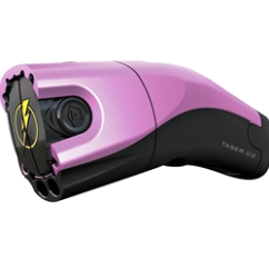 Taser C2 - Metallic Pink with Laser Sight
