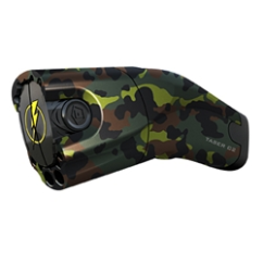 Taser C2 - Hunter Green Camouflage with Laser Sight
