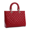 RIONI Cuscino Red The Zoey Tote LU-2233M-R
