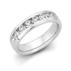 Debonair Diamond 1 CT. T.W. Men's Channel Set Wedding Band