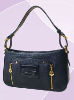 Misty Leather Collection Handbag MCP5914-BK