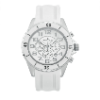 Men's White Ceramic Watch