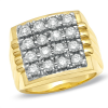 Patriarch Diamond Men's Fashion Ring