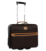 RIONI Signature Brown Laptop Briefcase Roller ST-20117