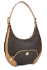 RIONI Signature Brown Large Body Hobo ST-20026