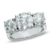 Glory Diamond 3-Stone Ring