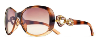 Jimmy Crystal Sunglasses GL1058 Brown